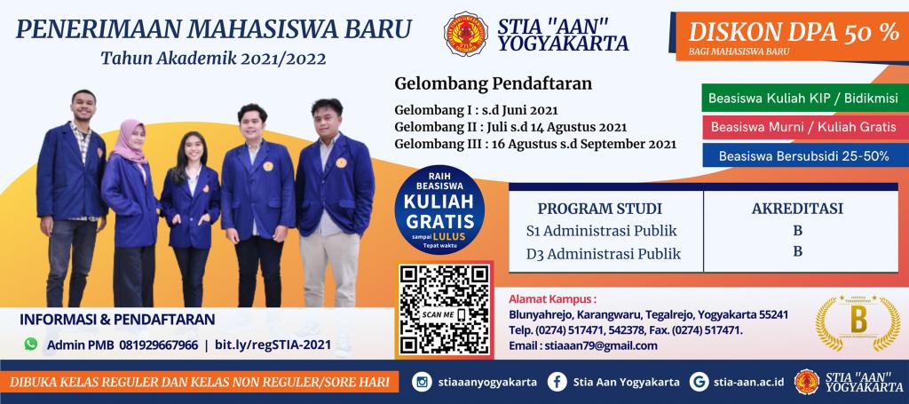 Pendaftaran Mahasiswa
