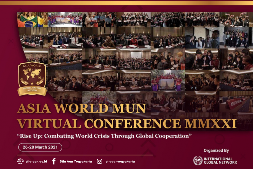 Asia World Model United Nations Virtual Conference